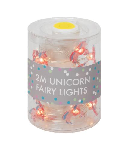 2m Unicorn Fairy Lights