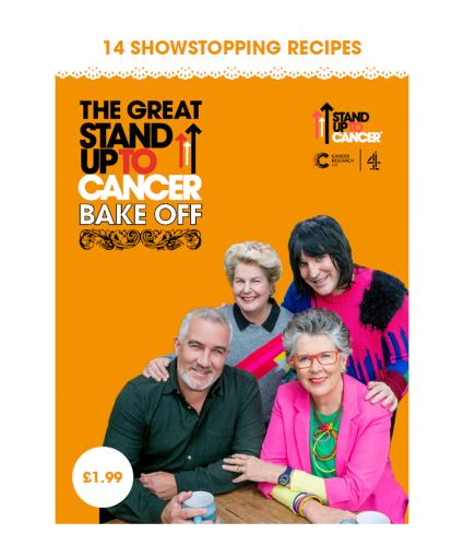 Bake Off 2020 Recipe Booklet