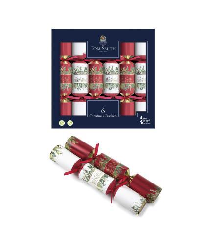 Tom Smith 6 Traditional Christmas Crackers