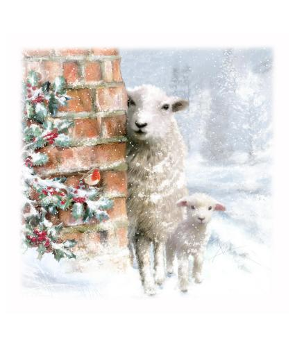 Keeping Close to Mum Christmas Cards - Pack of 10