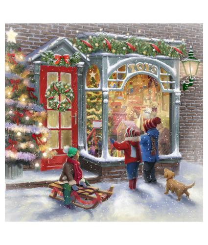 Christmas Wonder Christmas Cards - Pack of 10