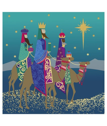 O' Star of Wonder Christmas Cards - Pack of 10