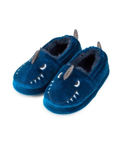 Totes Children's Slippers - Shark