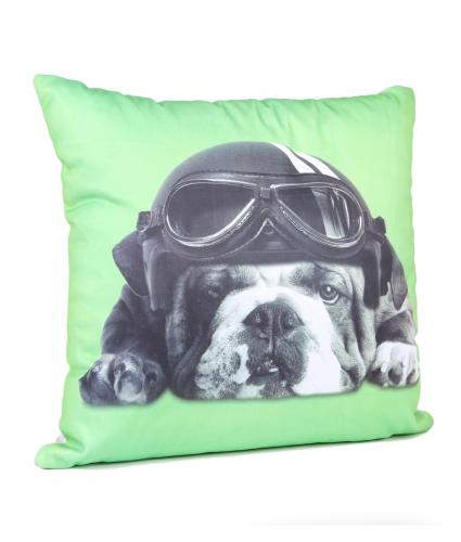 Cancer Research UK, Captain Britain Bulldog Lime Cushion