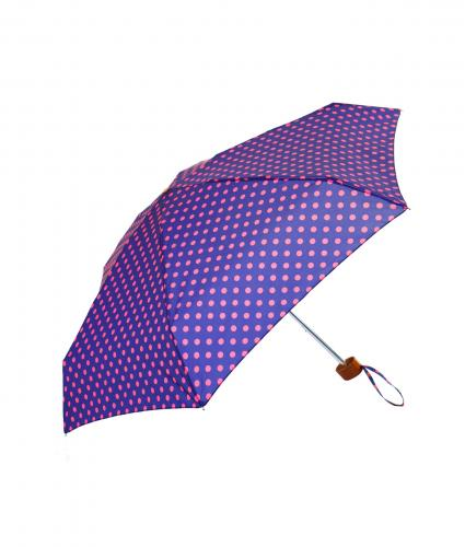Polka Dot Mini Compact Umbrella, Home & Accessories, Cancer Research UK