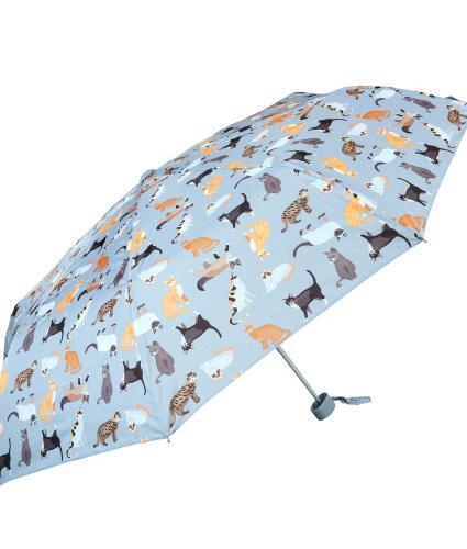 Cat Light Compact Umbrella