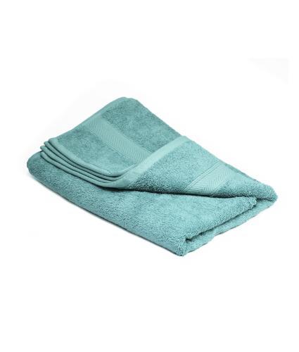 Cotton Bath Towel - Seafoam