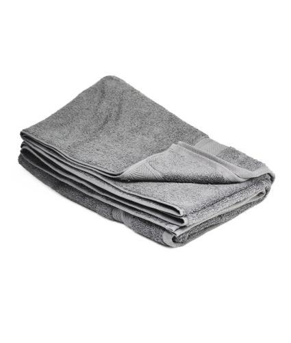 Cotton Bath Sheet - Charcoal
