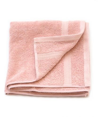 Cotton Hand Towel - Rose