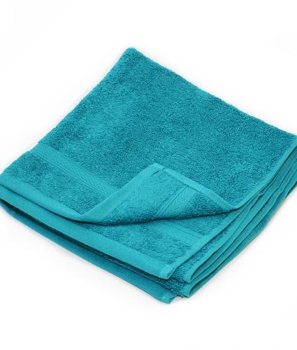 Cotton Hand Towel - Teal