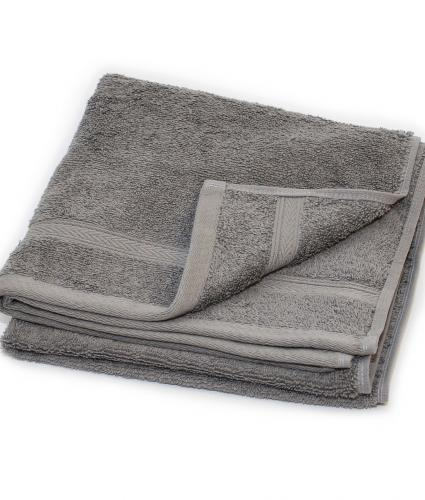 Cotton Hand Towel - Grey