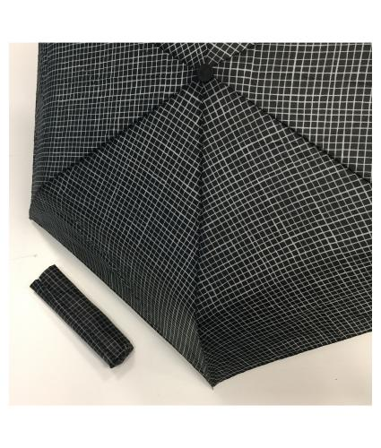 Totes Monochrome Umbrella