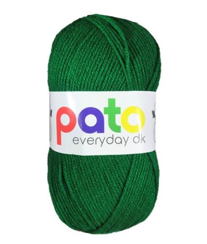 Cygnet Pato Everyday DK Knitting Yarn in Evergreen 987