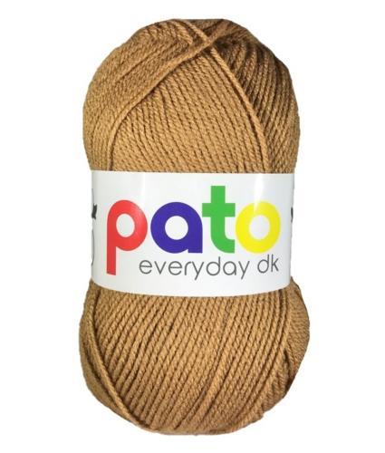 Cygnet Pato Everyday DK Knitting Yarn in Walnut 980