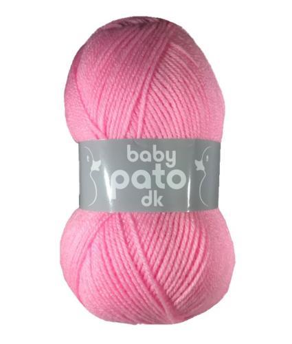 Cygnet Baby Pato DK Knitting Yarn in Candy 797