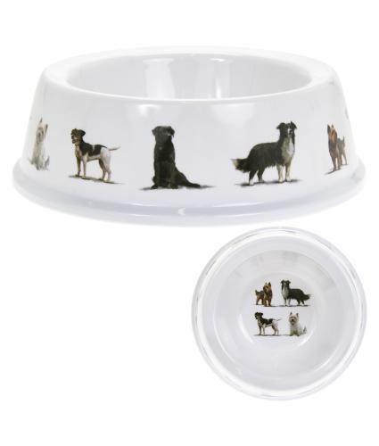 Dog Breeds Bowl