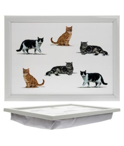 Cat Breeds Lap Tray