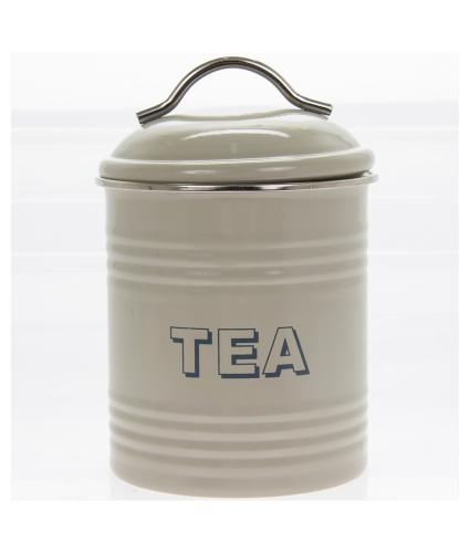 Home Sweet Home Tea Canister