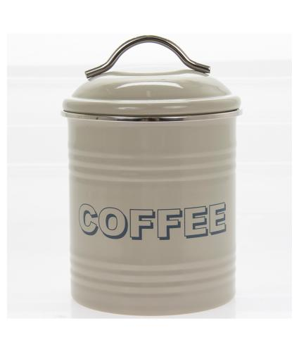 Home Sweet Home Coffee Canister