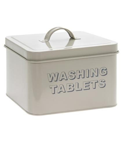 Home Sweet Home Washing Tablets Tin