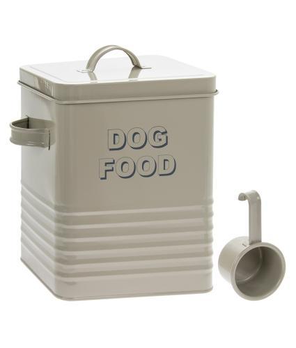 Home Sweet Dog Food Tin