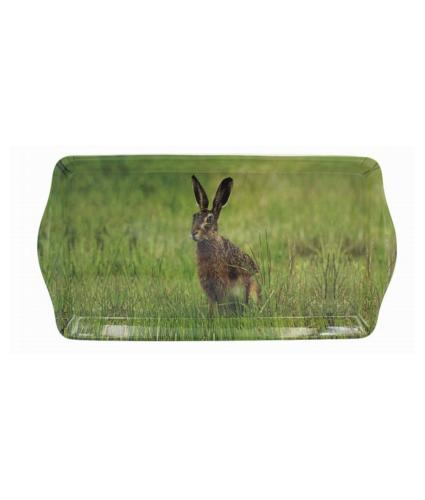 Hare Wildlife Tray - Medium