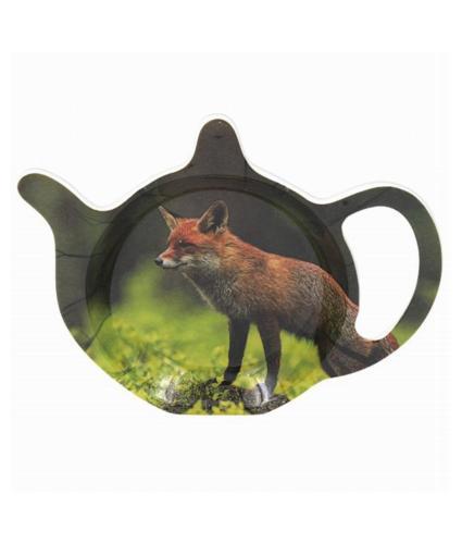 Fox Wildlife Teabag Tidy