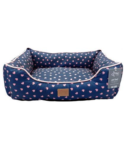 Heart Pet Bed