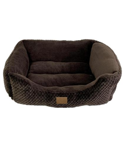 Dobby Pet Bed - Brown