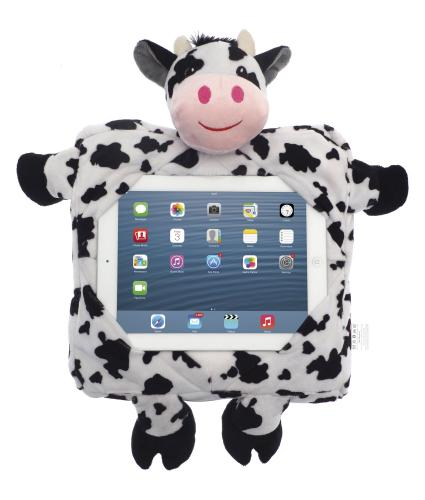 Children's Cow Farmyard Character iPad/Tablet Backpack Case