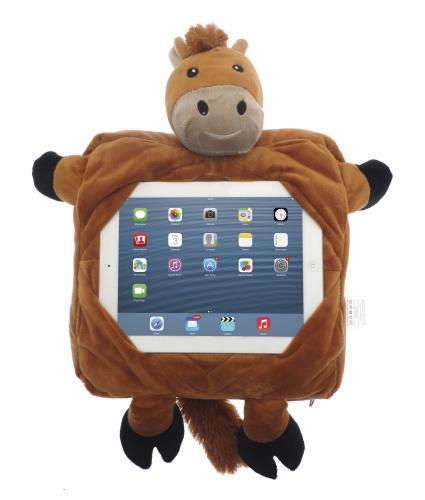 Children's Horse Farmyard Character iPad/Tablet Backpack Case