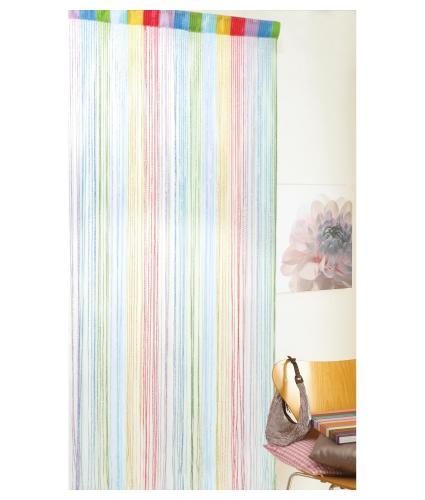 Rainbow String Door Curtain