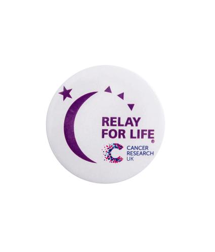 Relay For Life Pin Badge