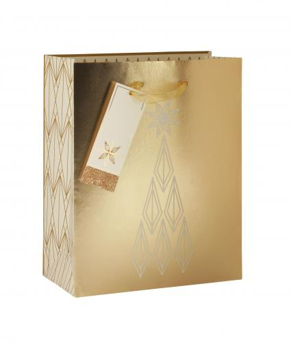 Christmas Classic Medium Gift Bag
