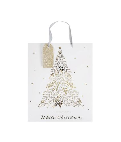 I'm Dreaming of a White Christmas Large Gift Bag