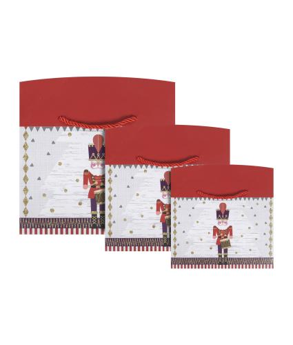Set of 3 Nutcracker Gift Boxes
