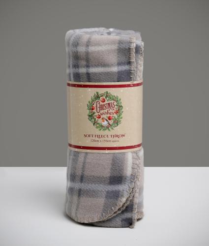 Tartan Winter Fleece