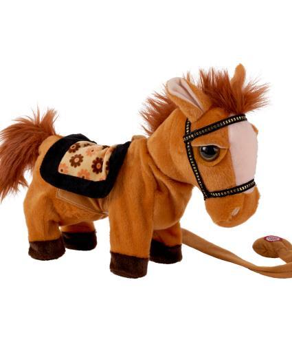 Animated Walking Horse Toy