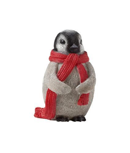 Winter Penguin Ornament