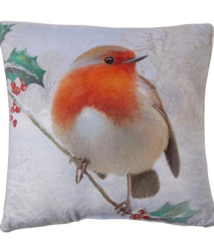 Small Robin Cushion