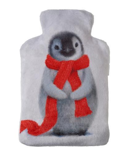 Winter Penguin Hottie