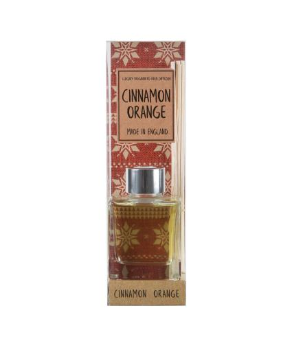 Cinnamon & Orange Festive Diffuser