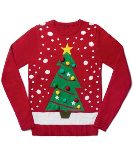 Christmas Tree Jumper