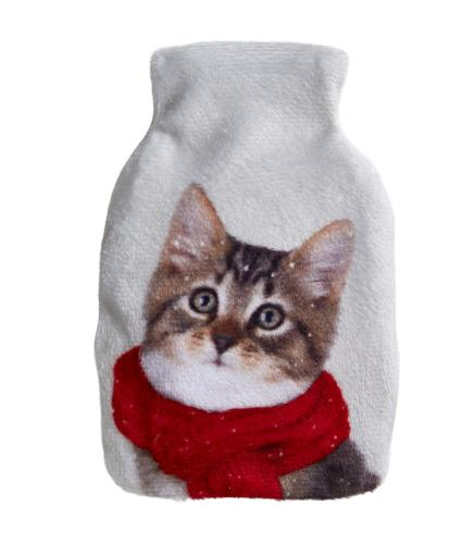 Winter Cat Hand Warmer
