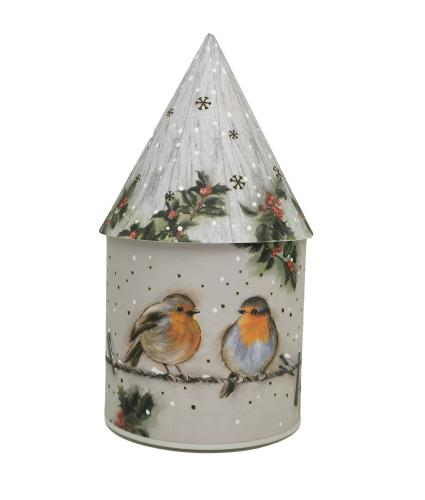 Robin Mini House with batteries