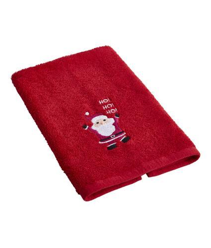 Santa Guest Towel