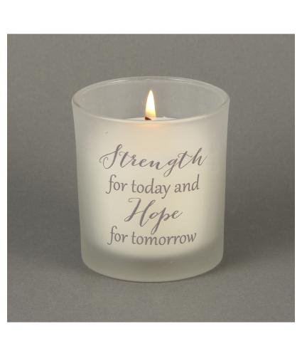 Hope & Strength Candle