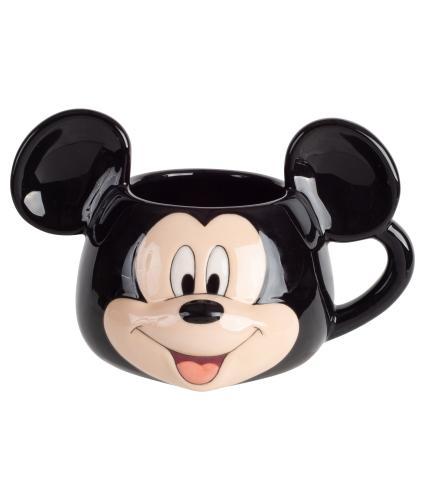 Disney 3D Mickey Mouse Ceramic Mug