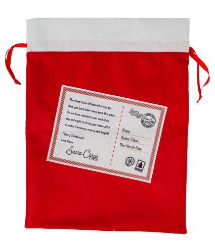 Letter from Santa Gift Sack