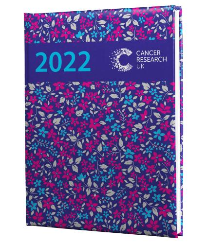 2022 Desk Diary - Floral